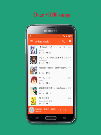 Anime Music - Vocaloid 1 0 4 Download APK for Android - Aptoide
