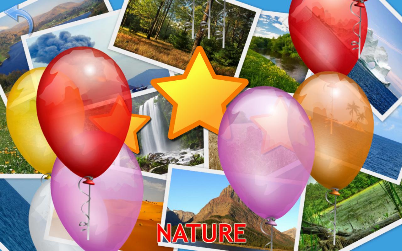Fruit, Vegetables, Flowers - All Nature for Kids screenshot 1