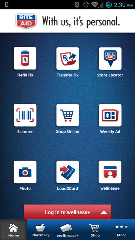 Rite Aid Pharmacy screenshot 2