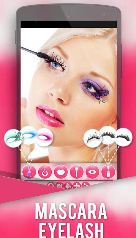 Makeup Photo Style - 1.1 screenshot 1