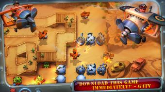 Fieldrunners 2 Screenshot