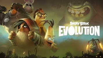 Angry Birds Evolution Screen
