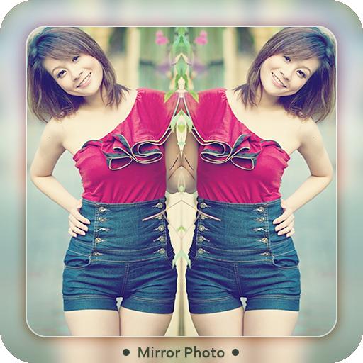 рисунок в каких приложениях можно сделать зеркальное фото ваши