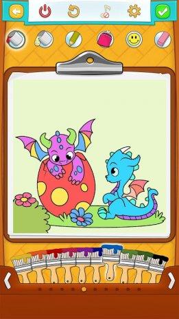 çocuk Boyama Oyunları 10 Android Aptoide Için Apk Indir