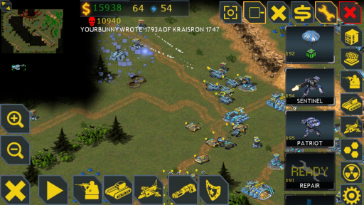 RedSun RTS: Strategy PvP screenshot 12