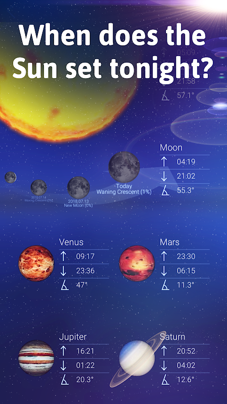 Star Walk 2 Free - Identify Stars in the Sky Map screenshot 3