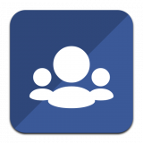 Febu for Facebook & Messenger - All Social Network Icon