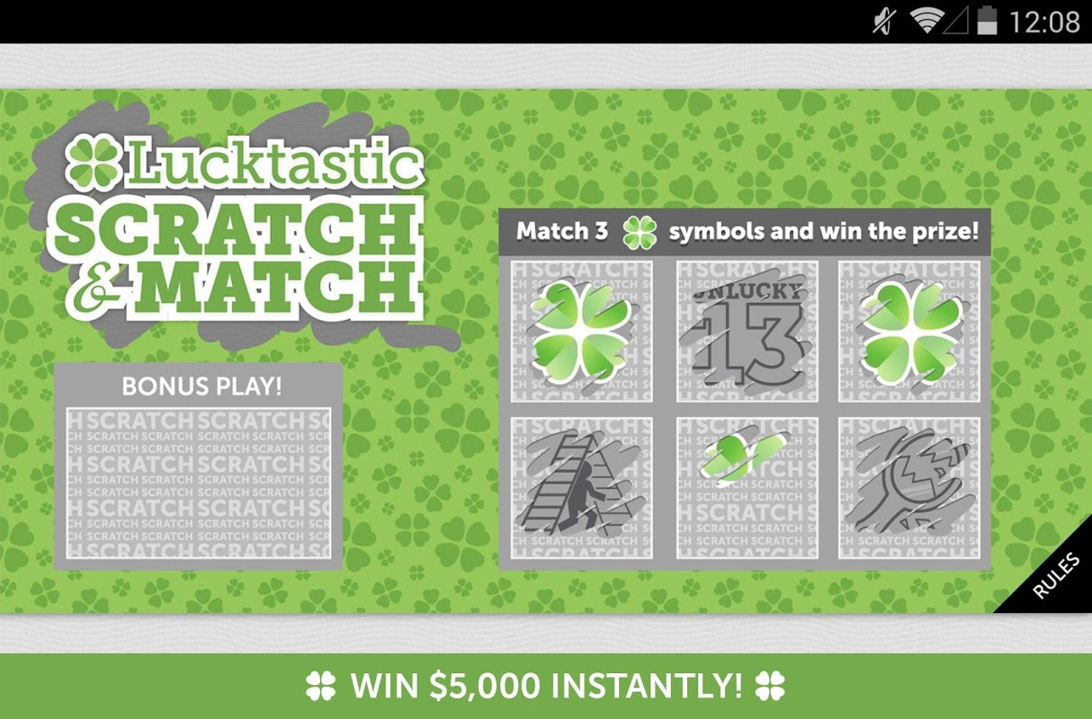 Lucktastic: Win Prizes, Gift Cards & Real Rewards screenshot 2