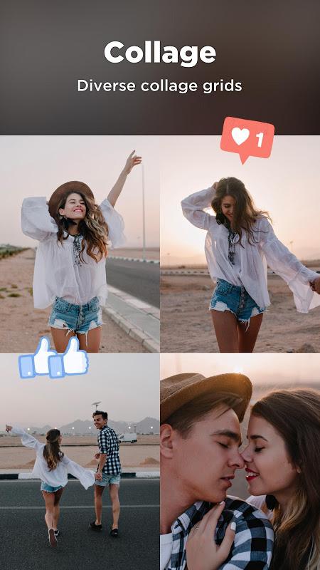 Candy Camera - selfie, beauty camera, photo editor screenshot 3