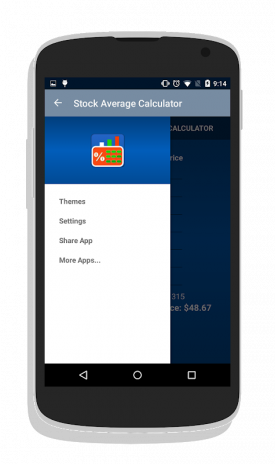 Stock Average Calculator 1 02 Download APK for Android - Aptoide