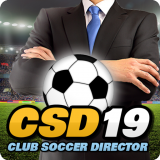 Club Soccer Director 2019 - Football Club Manager Icon