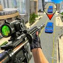 Traffic Shooter - New sniper shooting game