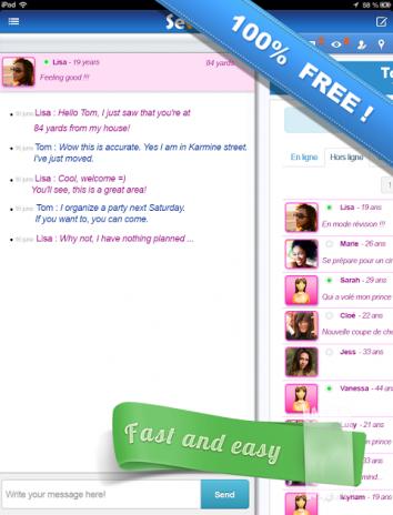 Sewan dating site