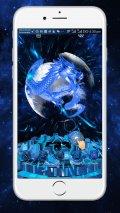 Dragon on Ball 3D. Theme for CM Launcher Screenshot