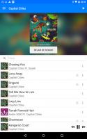 Setbeat - Download Music Screen