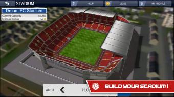 Dream League Soccer 2016 Screenshot