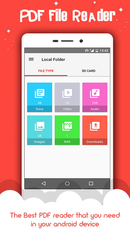 Android Pdf Folder