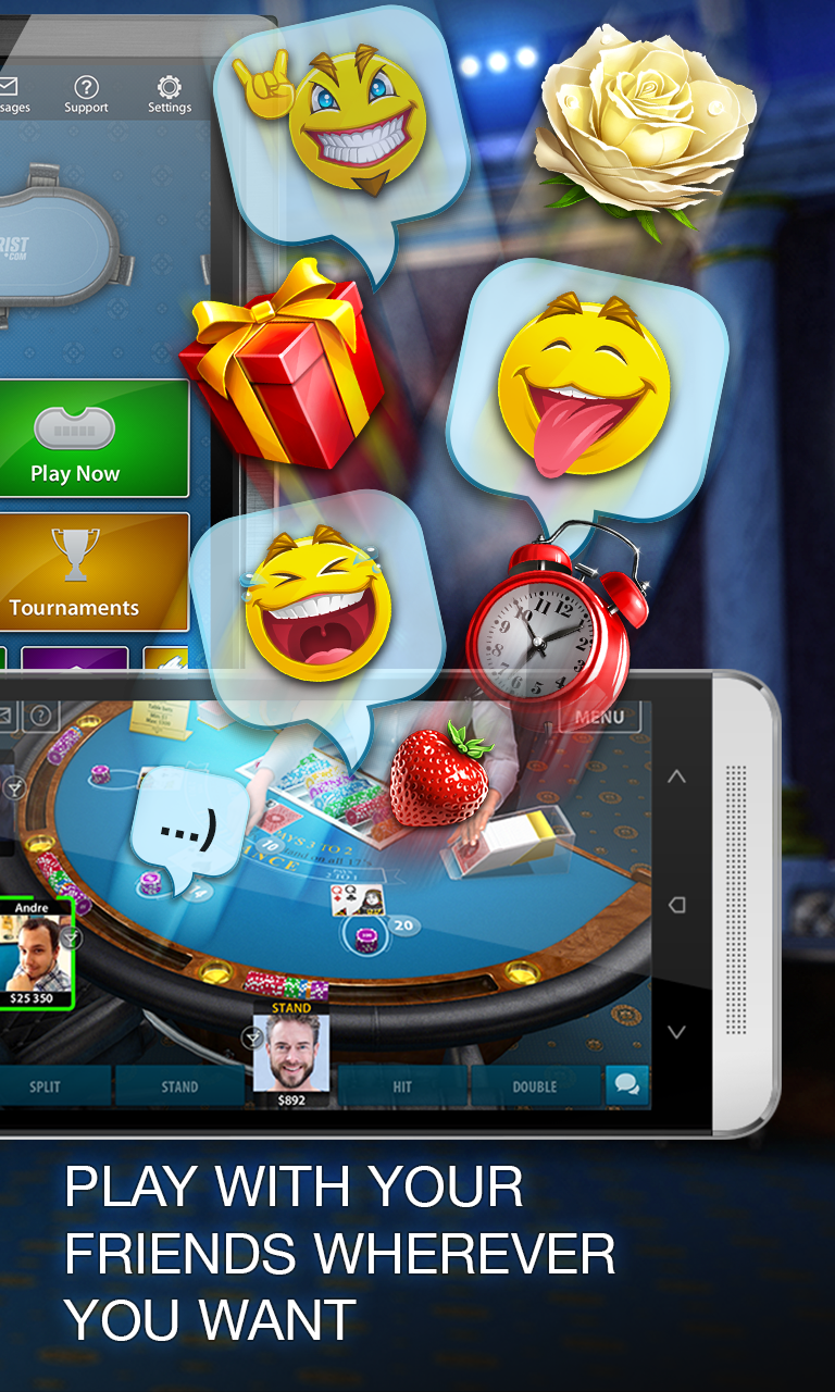 Pokerist: Texas Holdem Poker screenshot 4