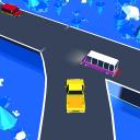 Highway Cross 3D - Traffic Jam Free game 2020