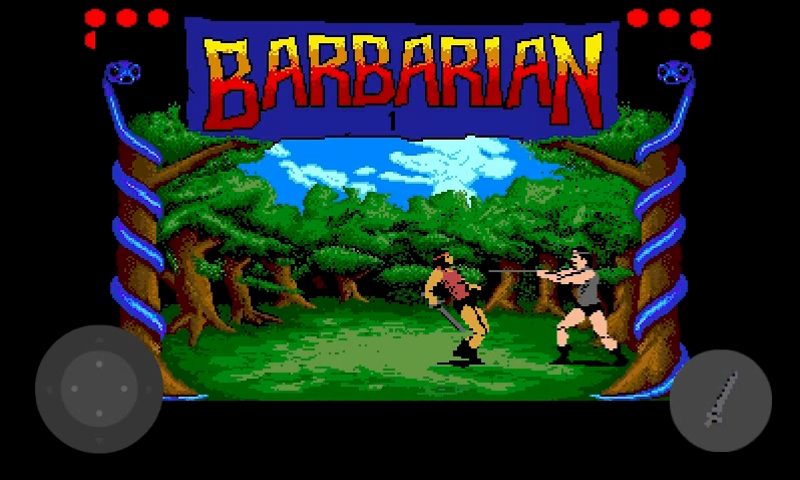 AMSTRAD TÉLÉCHARGER BARBARIAN