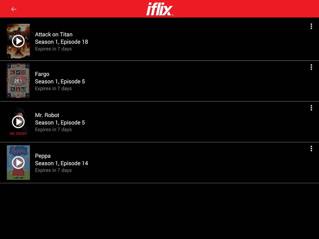 iflix 3 28 0-16948 Download APK para Android | Aptoide