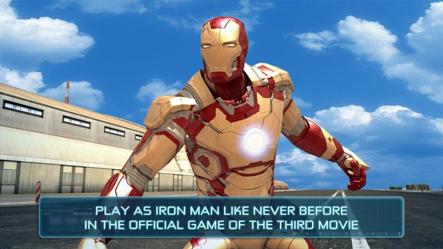 iron man 3 official game free download for android