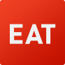 eat24 food delivery takeout icon