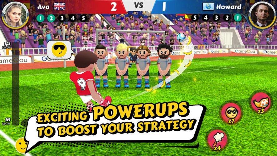 Perfect Kick 2 - Online football game screenshot 24
