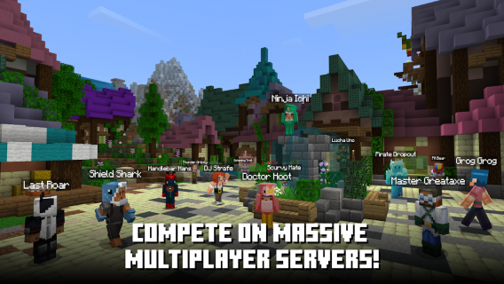 Minecraft: Pocket Edition 1 13 0 13 Download APK for Android