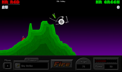 Pocket Tanks screenshot 22