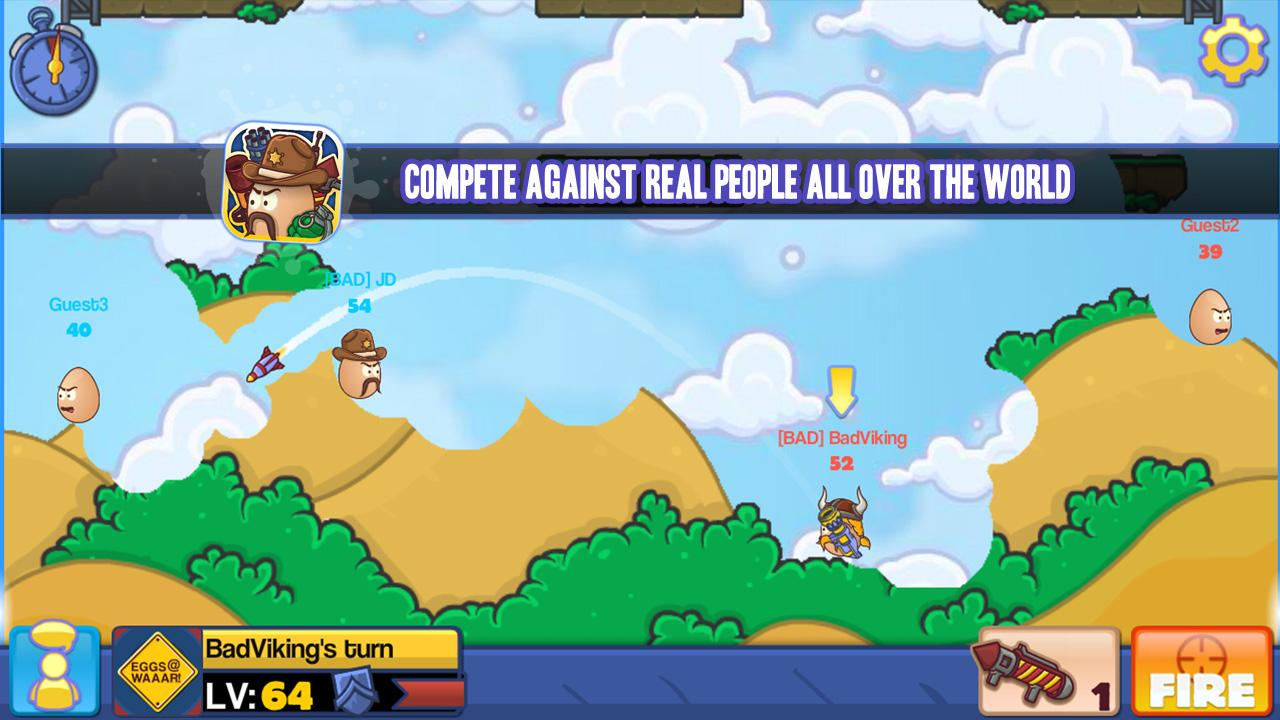 Bad Eggs Online 2 screenshot 7