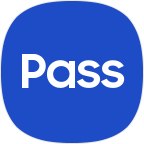 Autofill with Samsung Pass Icon
