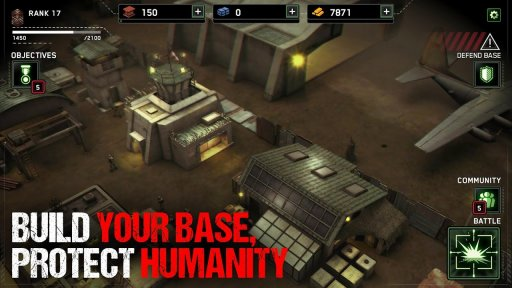 Zombie Gunship Survival screenshot 4