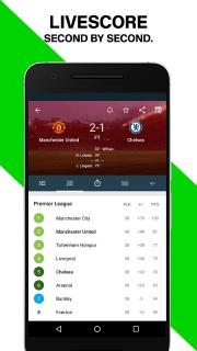 Forza Football - Live scores screenshot 1