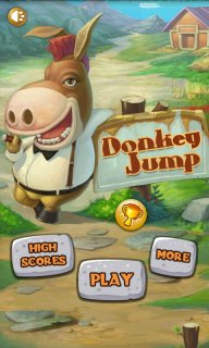 Donkey Jump screenshot 3