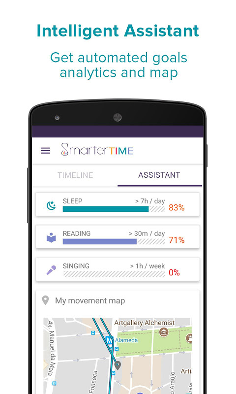 Smarter Time - Time Management - Productivity screenshot 2