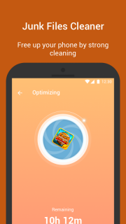 Sweep Junk Cleaner screenshot 4
