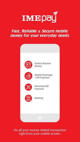 IME Pay - Mobile Digital Wallet (Nepal) 2 2 1 Download APK