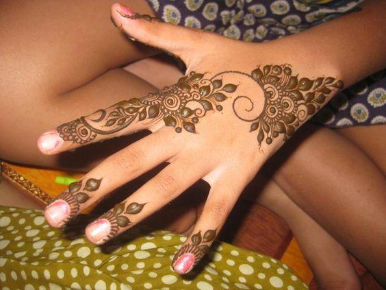 Mehndi Designs App Download : Simple mehndi designs for girl download apk android