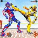 Giochi di combattimento robot ninja