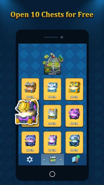 Chest Sim for Clash Royale | Download APK for Android - Aptoide