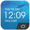 weather and clock apps free