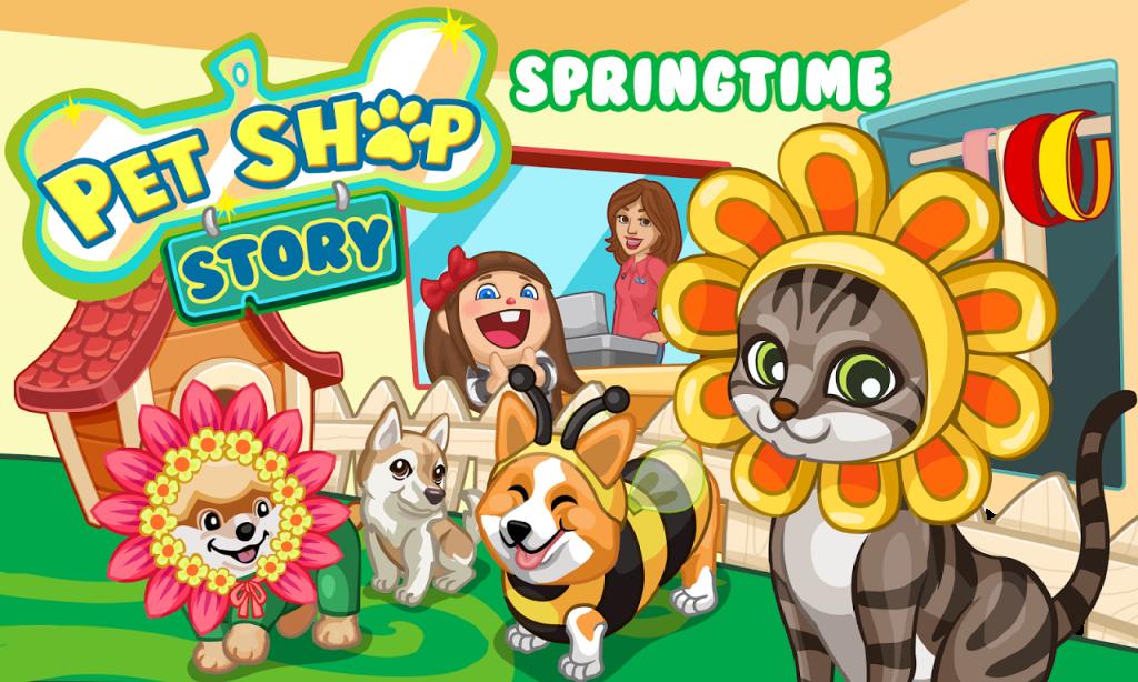 Pet Shop Story Springtime Download Apk For Android