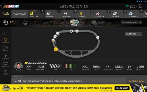NASCAR MOBILE screenshot 5