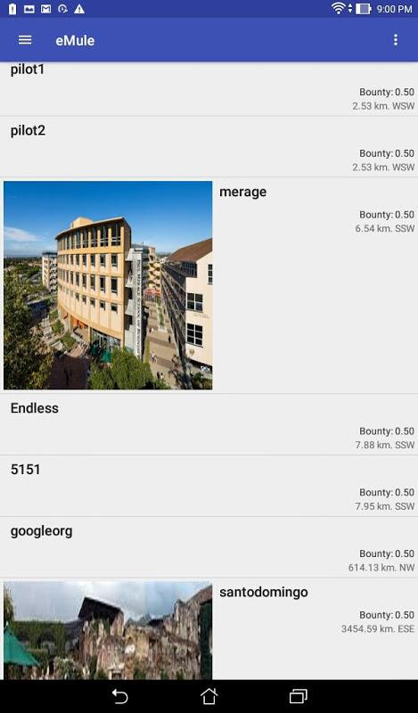 eMule app screenshot 2