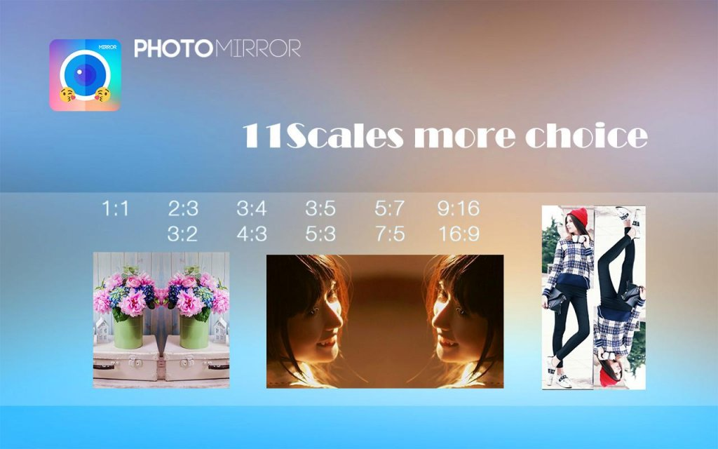 Photo editing service collage