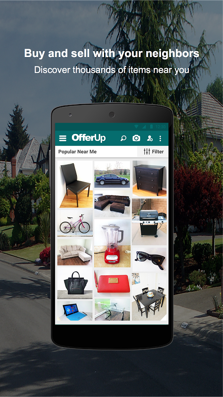OfferUp - Buy  Sell  Offer Up 3 16 1 Download APK para Android | Aptoide