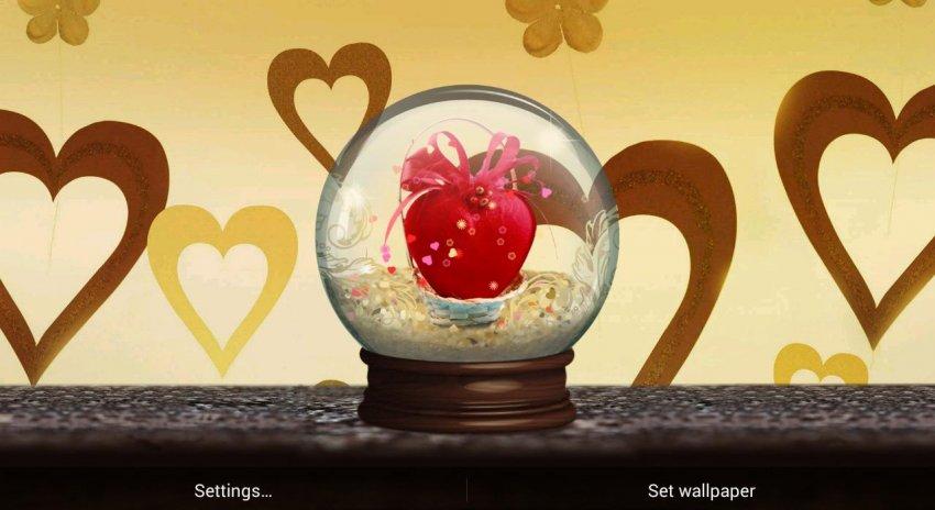 Love World Live Wallpaper Free 2