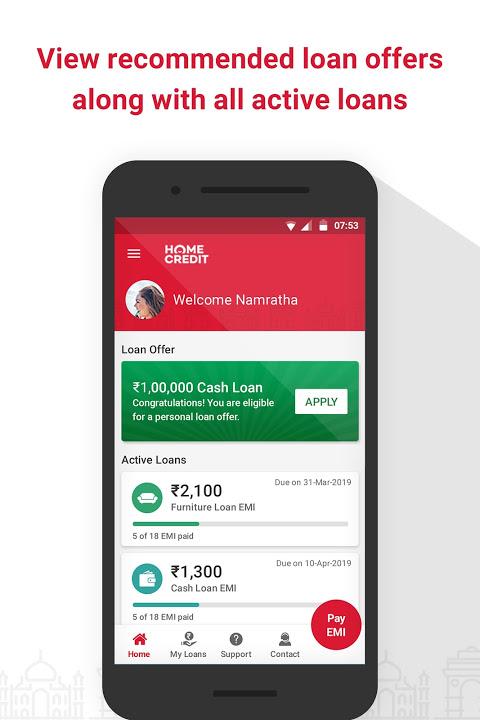 Home Credit India screenshot 1