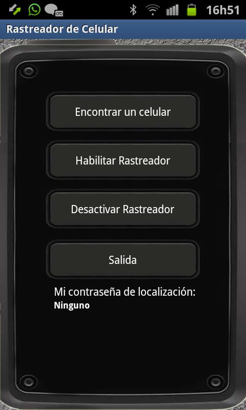 rastreador de celulares descargar